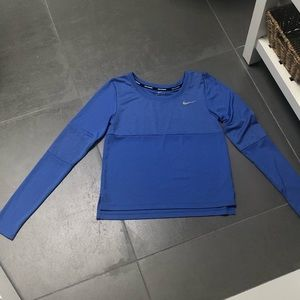 Nike running long sleeve shirt. Size XS